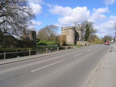 Whittington Castle - Whittington, Shropshire. (2010)