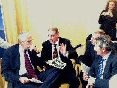 26 ottobre 2012 - Incontro con l'On. Pierferdinando Casini, leader nazionale dell'UDC