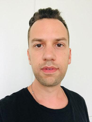 Psychologe Andreas Zierhut