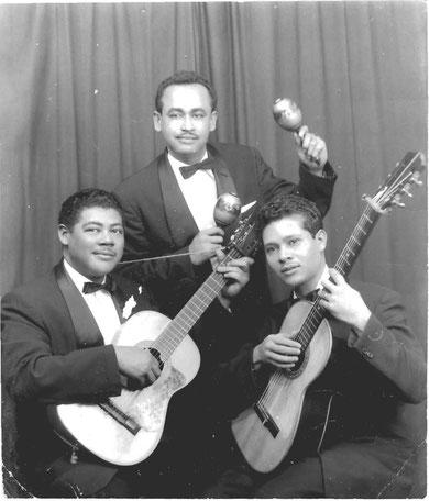 Trio Los Azores de Puerto Rico.