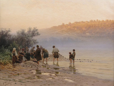 Russische Gemälde. Ankauf, Verkauf & Versteigerung. Sergeev, Erlös 100.000 €