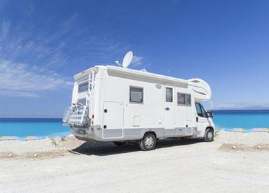 Ausschluss der Selbstbeteiligung bei Camper, Caravan und Wohnmobil