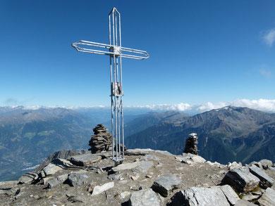 Am Gipfel der Orgelspitze