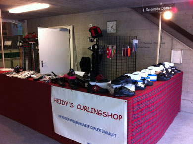 Curling Shop
