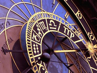 Astrologie als kosmische Uhr - astrologie sternklar