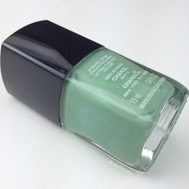 SWATCH CHANEL JADE 407 by LackTraviata