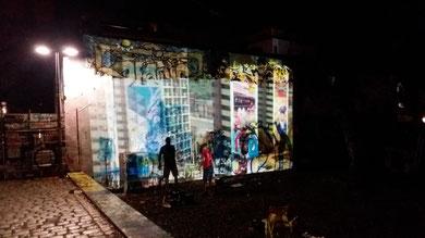 LackStreichKleber Street Art Festival Dresden 2017