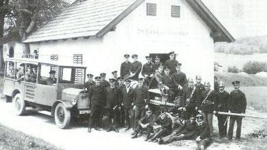 Spritzenhausfest 1926
