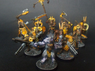 imperial beastmen warhammer 40k