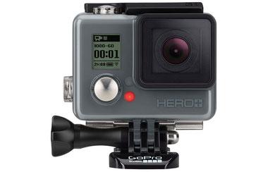 Die GoPro Hero+ schließt das GoPro-Programm des Jahres 2015 ©GoPro