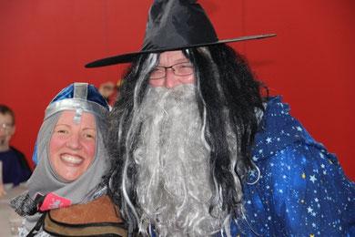 Gandalf meets Ivanhoe!