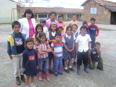 SEDE EL HATO DIRECTORA CLEOTILDE  SANCHEZ ARIAS