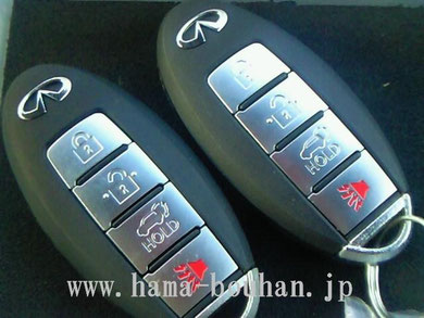 fx37 i-key