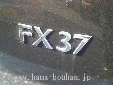 INFINITI FX37