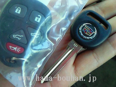 escalade key&remote