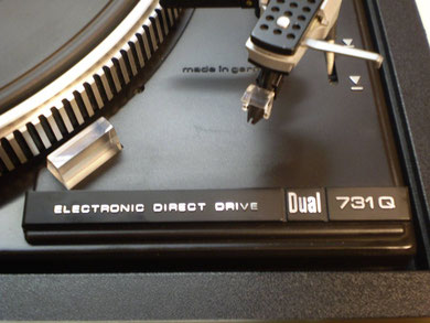 DUAL 731 Q Stroboskop