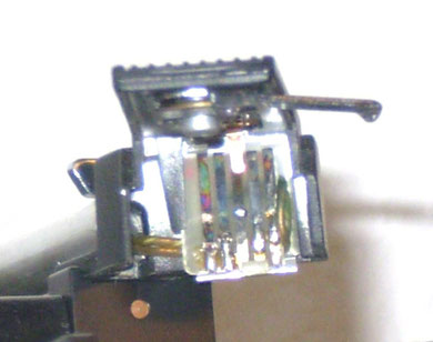 Kontaktplatte Tonkopf 1229