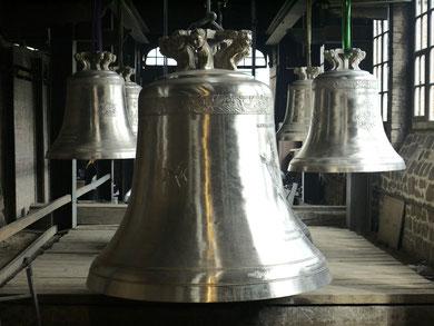 Zeichen der Trauer: Stille Glocken ab Gründonnerstag.
