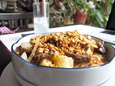 Noodles Vietnamese Style