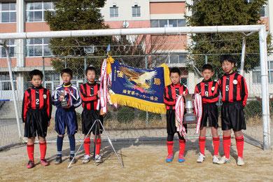 第35回 木下杯サッカー滋賀県大会優勝