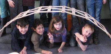 Mit Begeisterung Mathe lernen - in der COMENIUS Mathewoche an der KKS