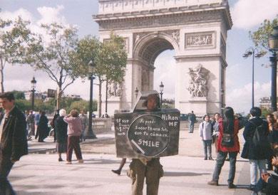 パリでカメラマンだった頃