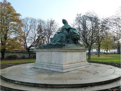 Koningin Elizabeth Monument
