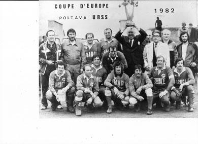 Equipe de France 1982
