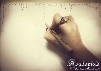 l'importanza dello scrivere a mano il proprio diario