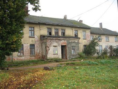 2009 - Gutshaus Ablenken (Rückseite)