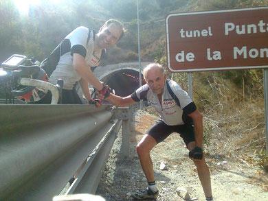 20.09.2012, 16:23: Anhalten! 3000 Km sind vollbracht