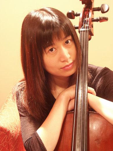 大提琴家 程家馨