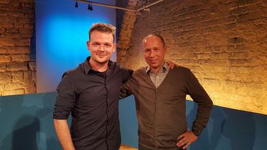 Markus Wolsiffer und Mark Lanvall
