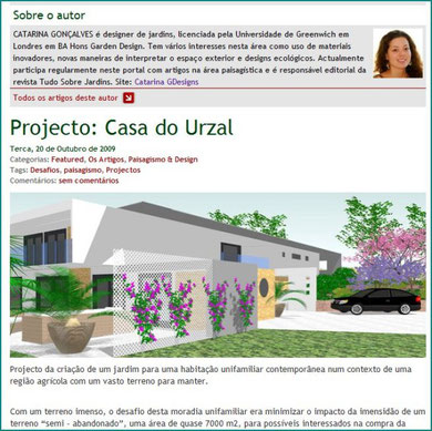Casa do Urzal