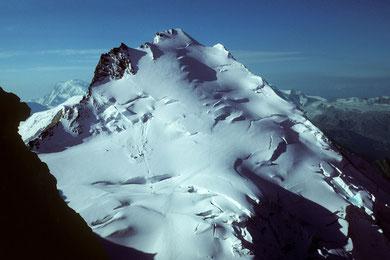 DOM 4545 m vom Nadelhorn