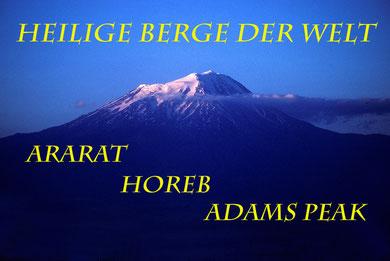 Bild: Hl.Berg Ararat 5165 m