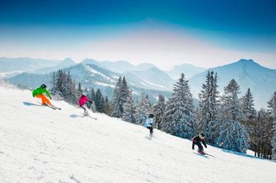 Gaissau-Hintersee Skigebiet    © Tourismusverband Faistenau
