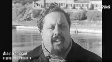"""Allain Bombard prévoit """"une pollution incontrôlable"""" (image film """"Zone Rouge"""")"""