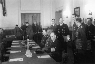 Kapitulation SMAD GRU KGB NKWD MFS