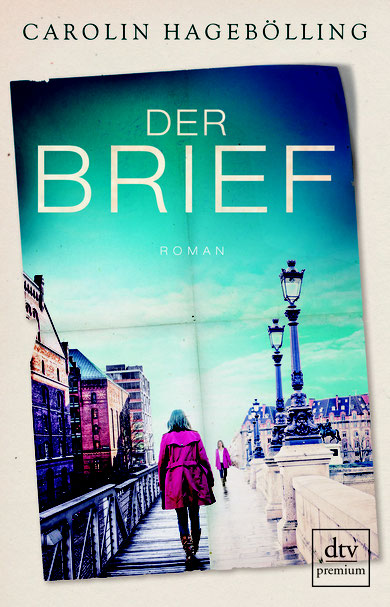 "Cover des Romans ""Der Brief"""