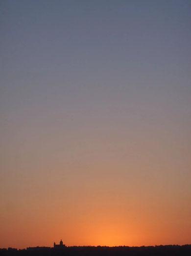 Sunset, Gozo, Malta