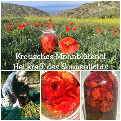 Verkaufspreis: 100 ml Mohnblüten aus eigenener Herstellung für 19,00 €