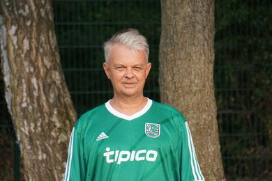 Roland Apel im SCS-Dress, seit 51 Jahren