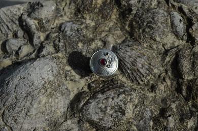 Getriebering mit Granat