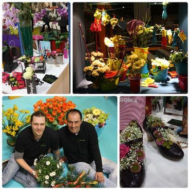 Frühjahrscadeaux 2011 in der Leipziger Messe