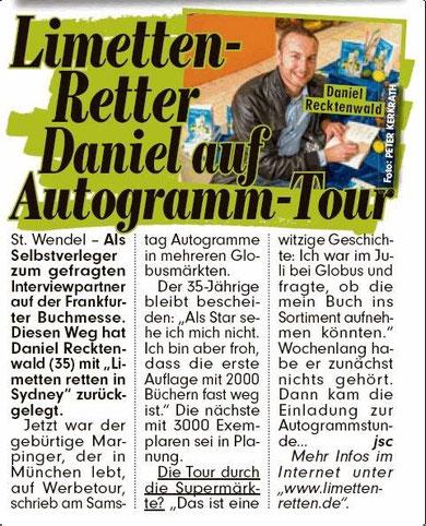 BILD Zeitung, 21.10.2013