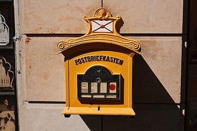 Alter Briefkasten (Standbild)