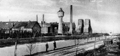 Torfkraftwerk Wiesmoor (1910)
