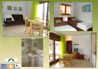 Interior apartamento port de rei