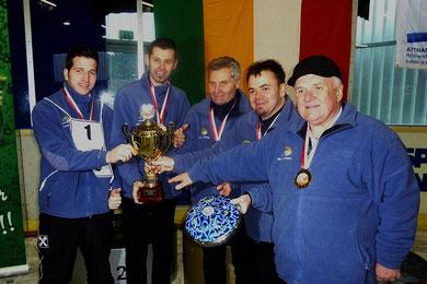 Die Landesmeister EIS 2012